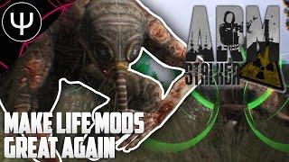 ARMA 3: ArmSTALKER Mod — Make Life Mods Great Again!