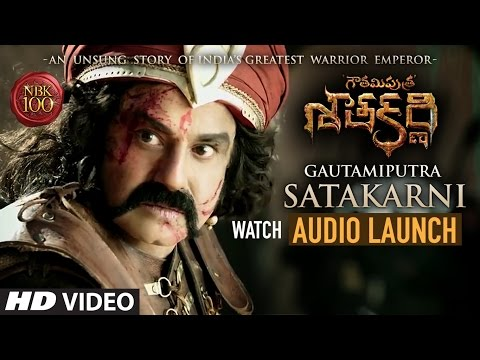 Download Audio Launch: Gautamiputra Satakarni | Balakrishna, Shriya Saran | T-Series HD Video