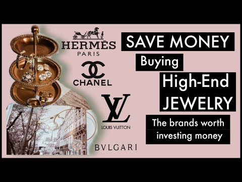 HOW TO: SAVE MONEY Buying High-end Jewelry | What Brands Worth Investing YOUR Money