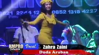 Gambar cover Zahra Zaini ** DUDA ARABAN ** Sn Music by herman