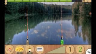 Реальная рыбалка на андроид. #4 хорошие карпы