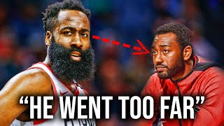 James Harden has Gone TOO Far! FIGHTS His Own Teammates!