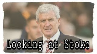 Looking at the opposition | Newcastle United v Stoke City