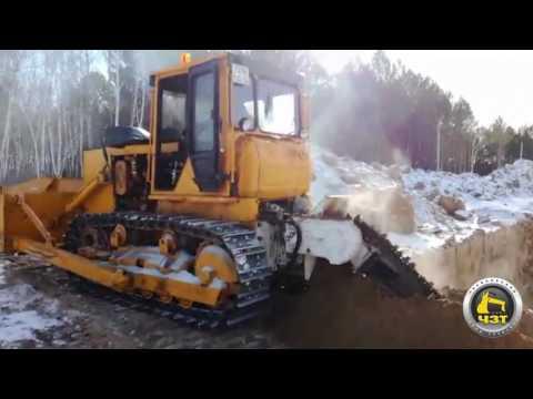 Трактор Т-10.V.М.Б0121 - Завод ЧЗТ