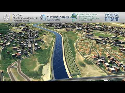 Projekat regulacije rijeke Lim - Berane