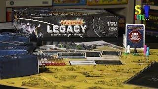 Video-Rezension: Pandemic Legacy Season 2