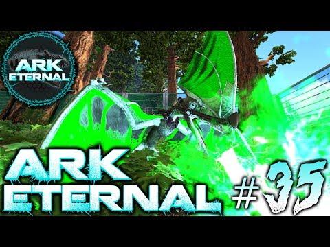 ARK: Eternal #35 - Poison Tapejara zähmen, Myth-Chaos Wyvern & Cursed Allosaurus! | LP Ark Deutsch