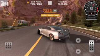 CARX DRIFT RACING NISSAN GT-R (MUSIC)