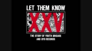 Youth Brigade ~ Look In The Mirror