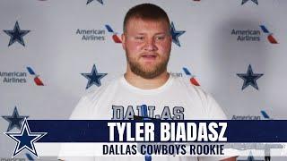 Tyler Biadasz: Its Been A Concrete Message | Dallas Cowboys 2020