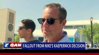 Fallout From Nike's Kaepernick Decision