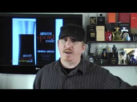 Armani Code Sport Review