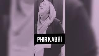 Phir kabhi || arijit Singh || a tribute to sushant singh || movie 🎦 dhooni the untold story ||
