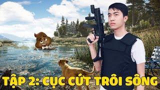 CrisDevilGamer Far Cry 5 | Tập 2: CỤC CỨT TRÔI SÔNG