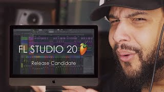 FL STUDIO 20?! First Look! (Release Candidate)