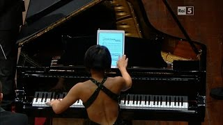Yuja Wang - Ravel Left Hand Piano Concerto