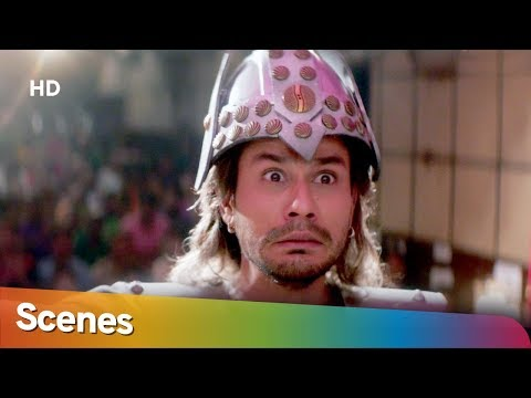 Best Comedy Video Ever | Kunal Khemu Scene | Guddu Ki Gun Hindi Full Comedy Movie
