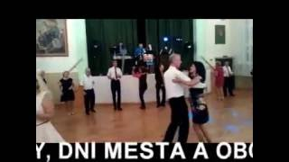 AKCENT LIVE - Tanečná zábava