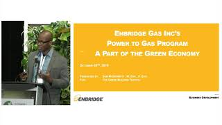 Sustainable Buildings Canada – Power-to-Gas: A Part of the Green Economy