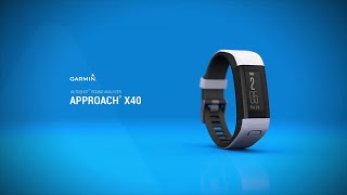 Garmin Approach X40 - Measuring Distance with AutoShot