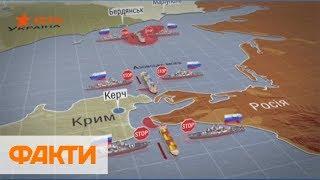 Россия не пускает торговые корабли в украинские порты: как этому помешать