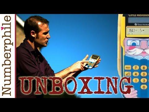 ThisLittle Professor Calculator Unboxing Video Is Hilarious