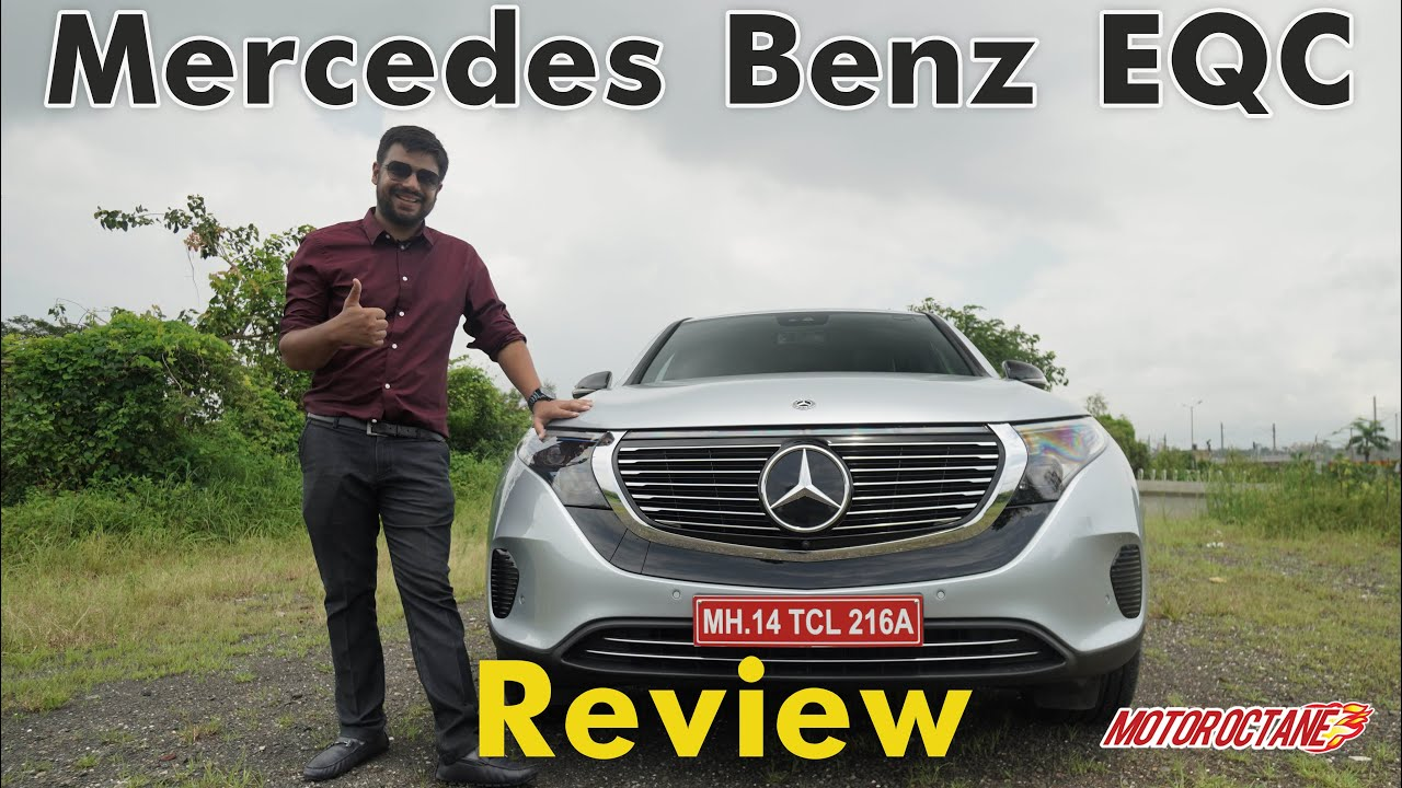 Motoroctane Youtube Video - Mercedes-Benz EQC Review - Rs 800 mein full charge | Hindi | MotorOctane