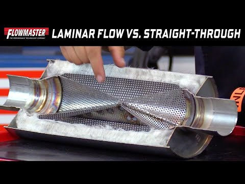 Tech Tip: Straight-Through Mufflers vs. Laminar Flow Mufflers