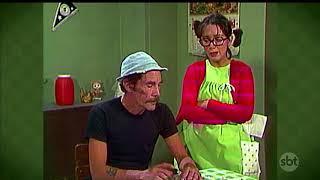 Chaves - Bilhetes trocados (1977) HD
