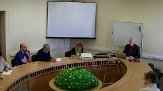 Выступление Вольфганга Стефана Кисселя «Три тысячи лет Европы: Память и контингентность»