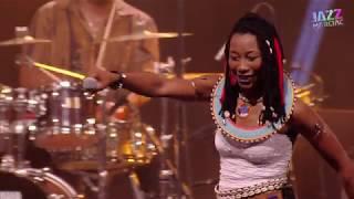 """Fatoumata Diawara   LIVE  """"BONYA"""" @Jazz_in_Marciac 2018"""