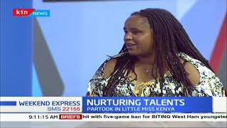 Parents are encouraged to help their children grow their talents | NURTURING TALENTS