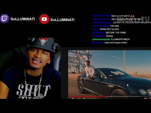 Solluminati reacts to YoungBoy Never Broke Again - Diamond Teeth Samurai (Official Video)