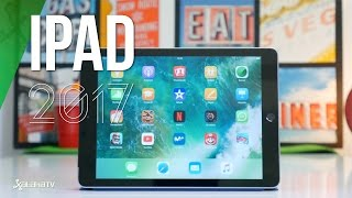iPad 2017, análisis review en español