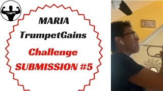 MARIA   TG Challenge Submission #5