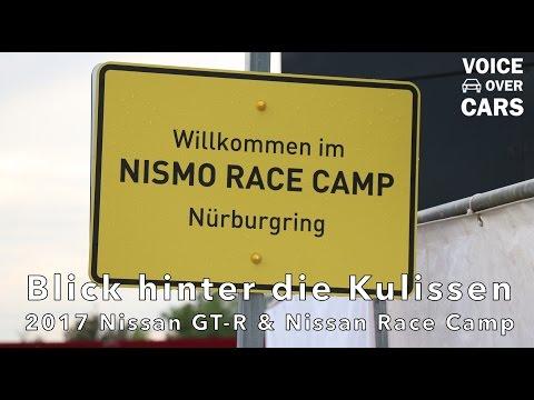 N24h: Nissan Race Camp 2016 – Blick hinter die Kulissen