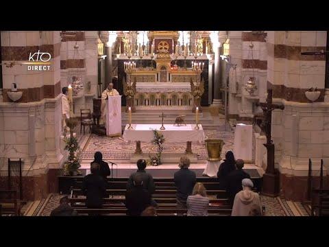 Laudes et Messe du 1er mai 2021 à Notre-Dame de la Garde