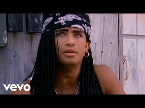 Milli Vanilli - Girl I'm Gonna Miss You (Official Video)