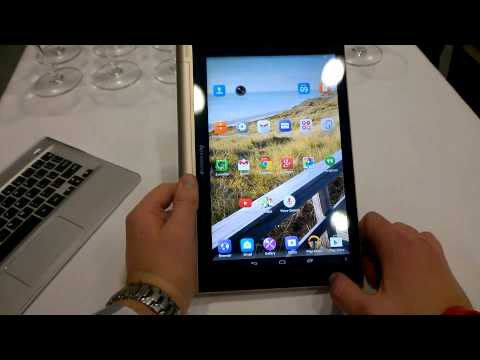 Lenovo Yoga Tablet 10 HD+ Hands-On english