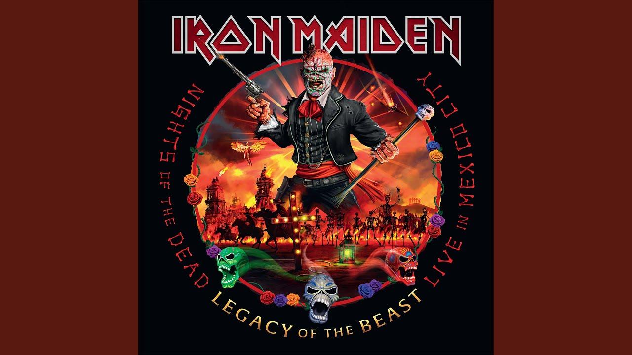 "Iron Maiden publica ""Sign of the Cross"" como adelanto de su álbum en vivo"