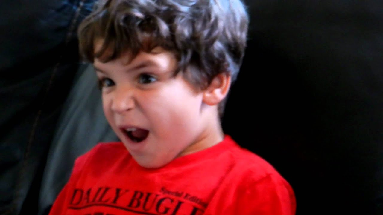This Kid Lets Us Relive The Magic Of Star Wars All Over Again