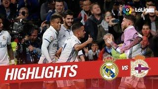 Resumen De Real Madrid Vs Deportivo De La Coruña 32