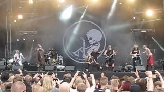 TAROT & Turmion Kätilöt - Crawlspace (Live)