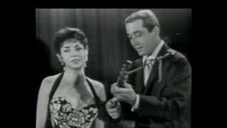 Gina Lollobrigida & Perry Como Live - Oh Marie