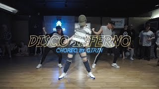 "50 Cent - ""Disco Inferno"" 