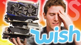 Video Card Shopping… on Wish.com