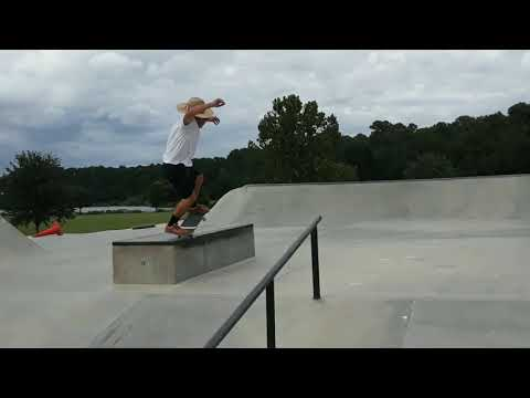 Savannah skatepark Edit 2018