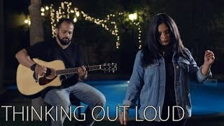 Gambar cover Ed Sheeran - Thinking Out Loud Cover by Arabish ft. Dina Fayad