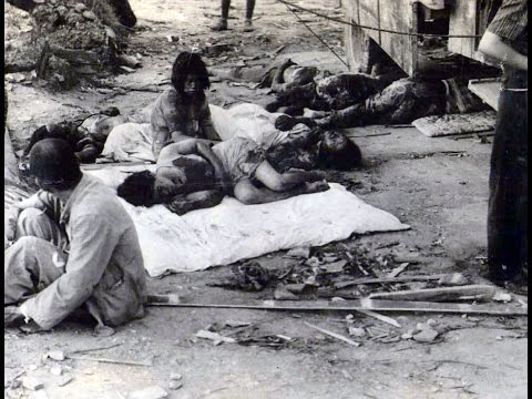 Rare footage show the nightmare aftermath of Hiroshima after atomic bomb killed 140,000 people