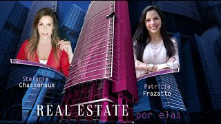 Real estate por elas - Patricia Frazatto